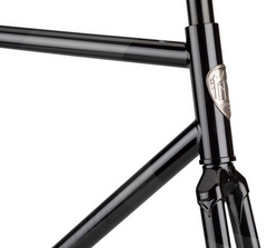 All-City Big Block frameset - Night Sky/Smoke
