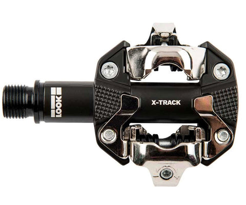 Look X-Track pedals - Retrogression
