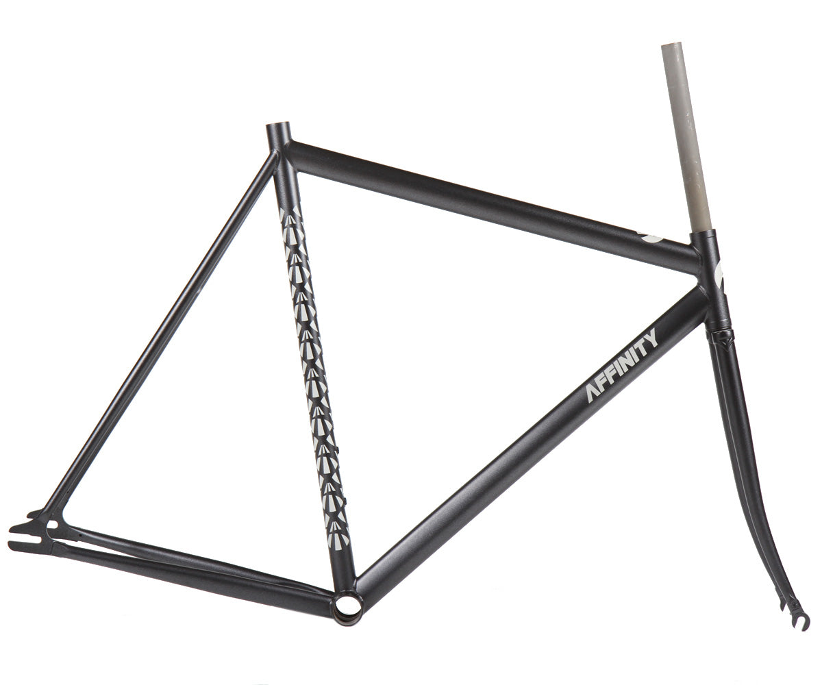 Affinity Lo Pro frameset - dark gray - Retrogression