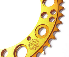 Alter Apollo chainring - Retrogression