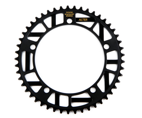 Alter SC chainring