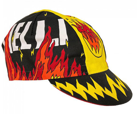Cinelli Fire cycling cap