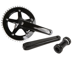 Andel Deluxe track crankset w/ bottom bracket - Retrogression