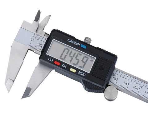 digital caliper for measuring things