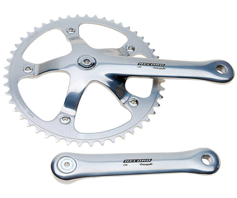Campagnolo Record Pista crankset - Retrogression