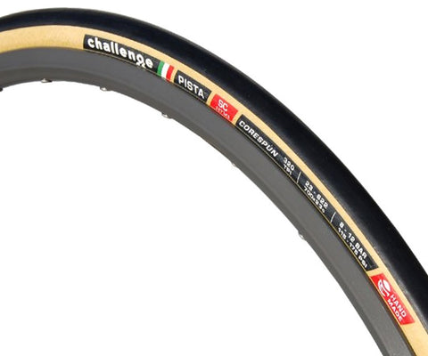 Challenge Pista clincher tire - Retrogression