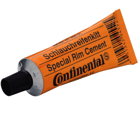 Continental tubular rim cement - Retrogression
