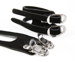 Exustar laminated leather double straps - Retrogression