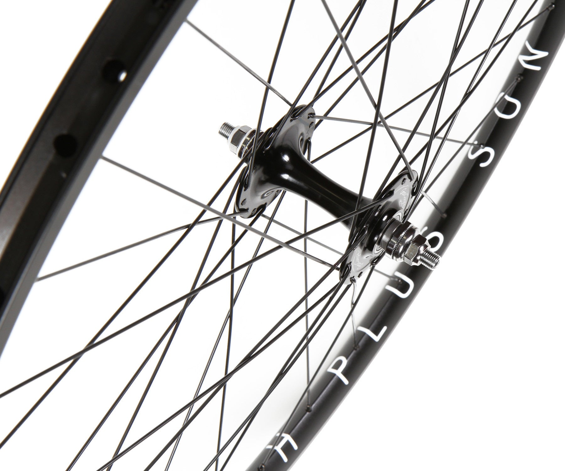 H+Son Archetype/Gran Compe wheelset - black - Retrogression