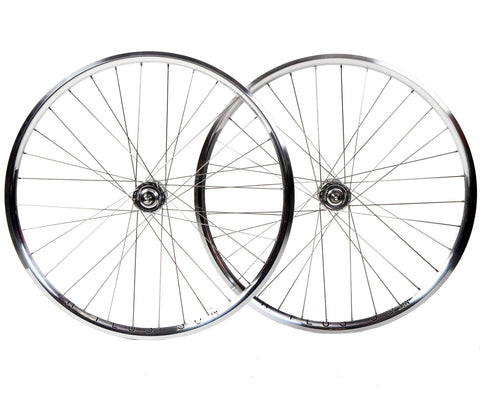 H+Son Archetype/Gran Compe wheelset - silver