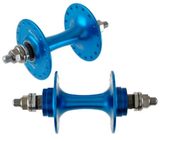 Gran Compe high flange hub set - anodized colors - Retrogression