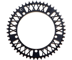 Factory Five Lattice chainring - black - Retrogression