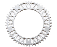 Factory Five Lattice chainring - silver - Retrogression
