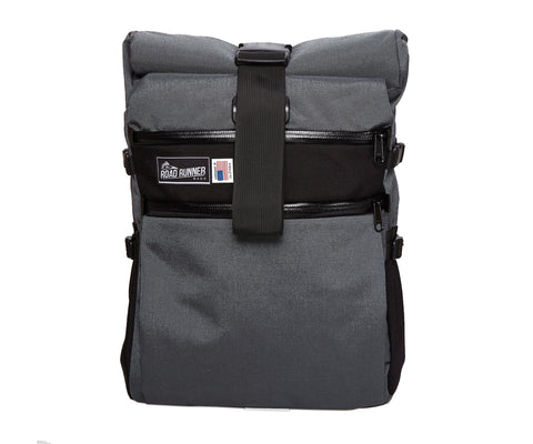 Road Runner Roll Top backpack - medium