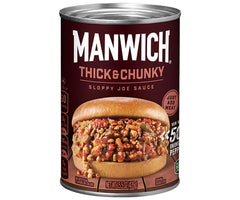 Manwich™ Sloppy Joe Sauce - Retrogression