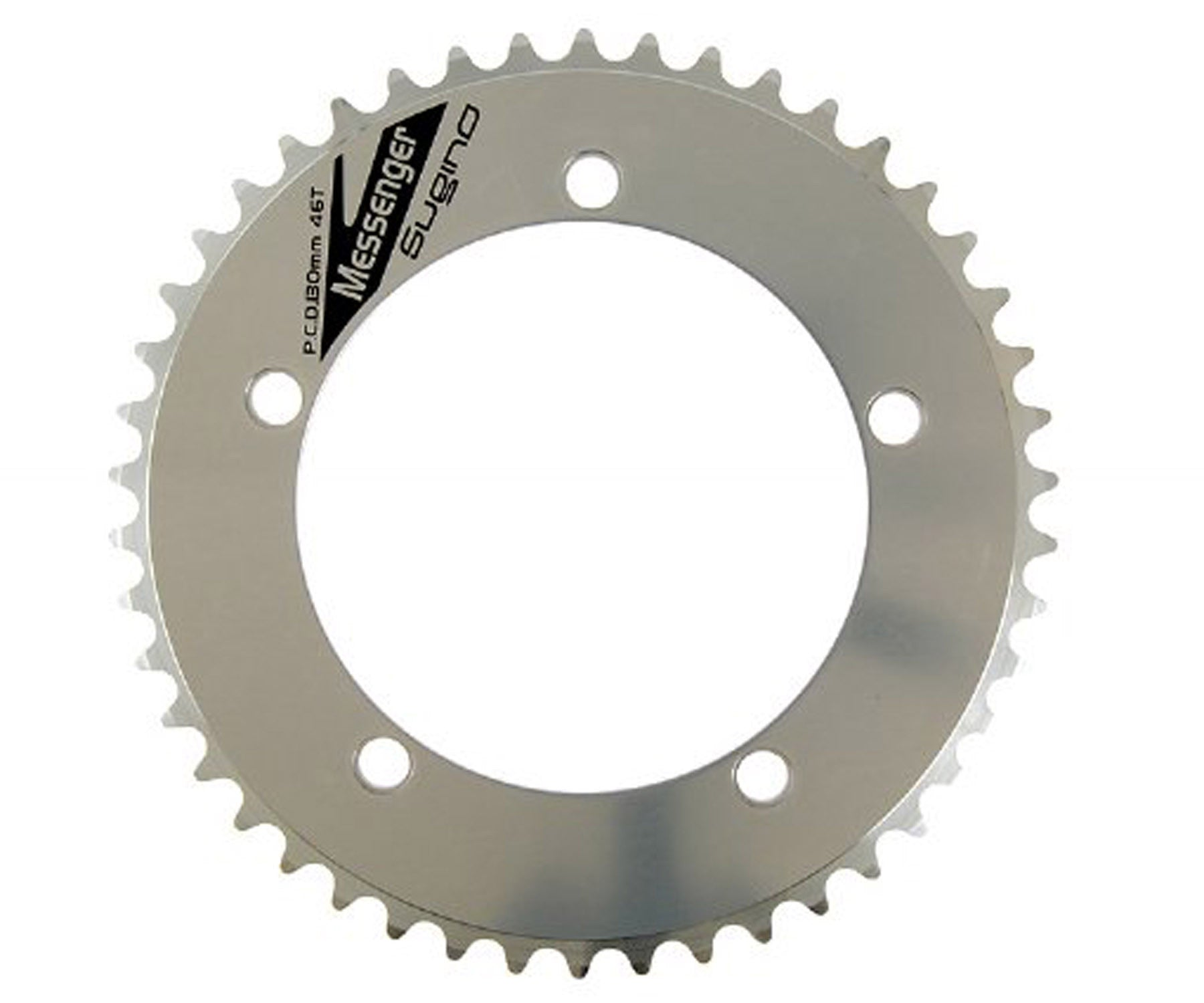 Sugino Messenger chainring - Retrogression