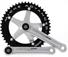 Miche Primato Advanced track crankset (ISO) - Retrogression