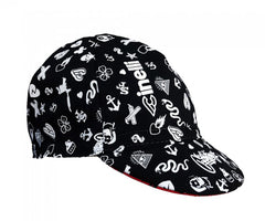 Cinelli x Mike Giant ICONS cycling cap - Retrogression