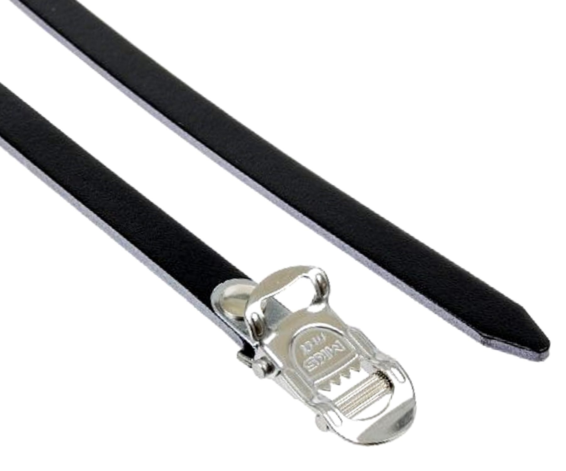 MKS Fit-A Spirit leather single toe straps - Retrogression