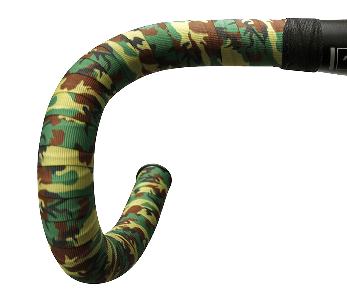New Albion Cycles woven camo handlebar tape