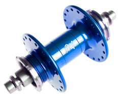 Phil Wood high flange rear track hub - anodized colors