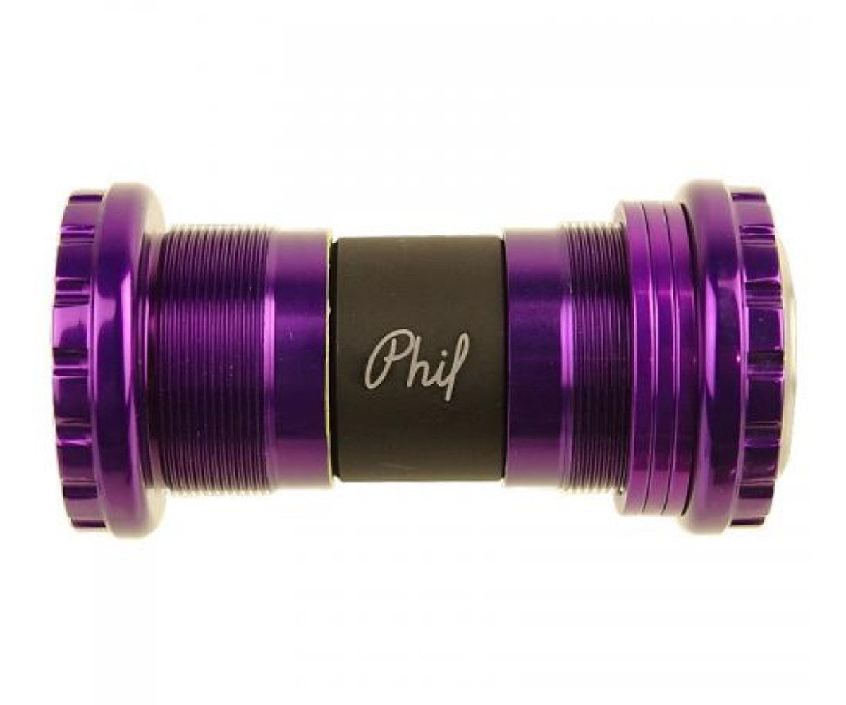 Phil Wood Outboard Bottom Bracket w/ GXP adapter - Retrogression