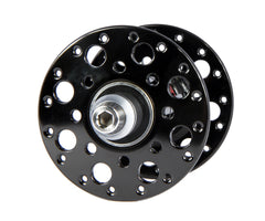 Phil Wood Pro Track front hub - black - Retrogression