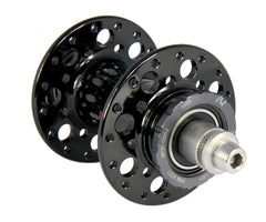 Phil Wood Pro Track rear hub - black - Retrogression