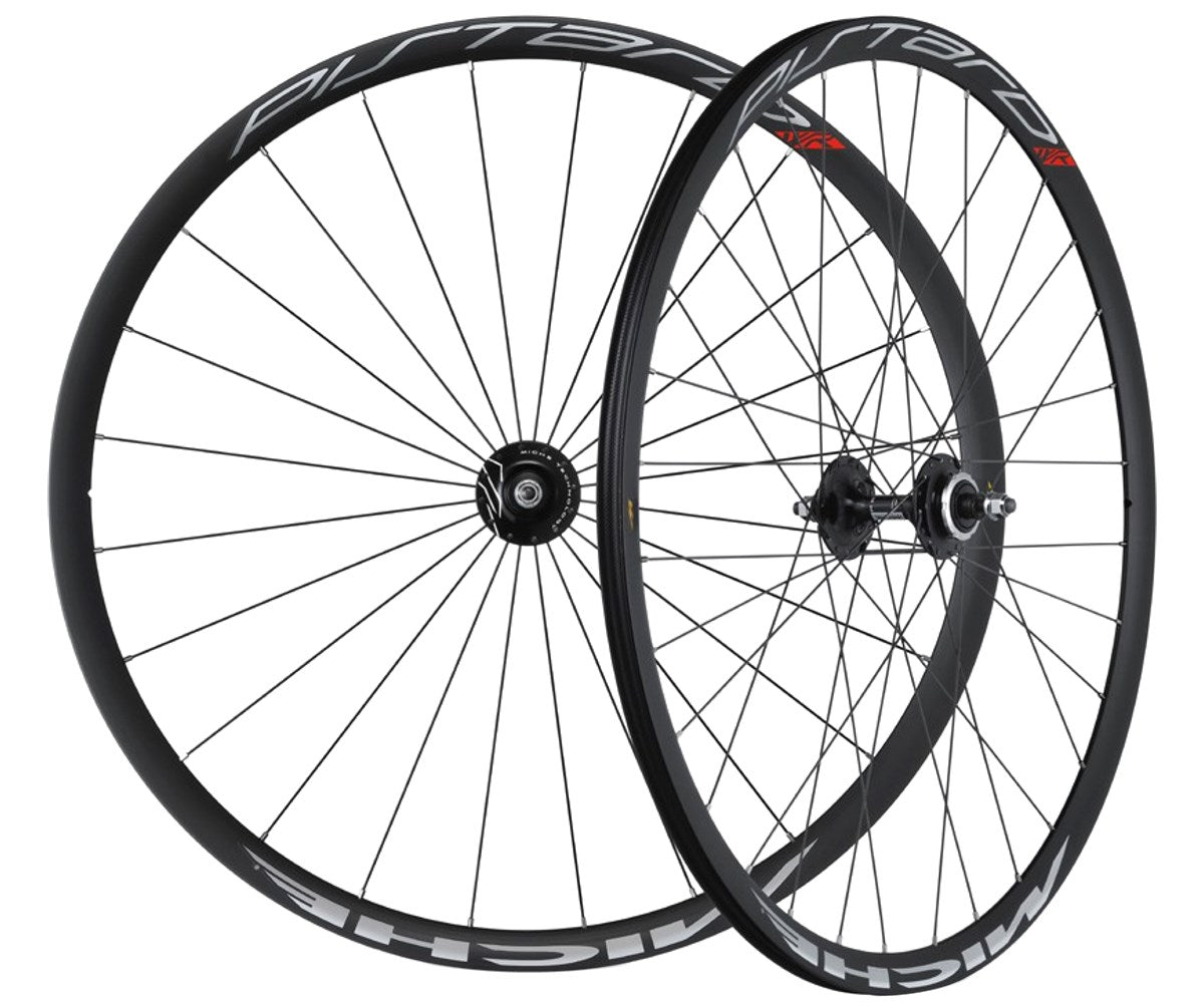 Miche Pistard WR wheelset - black - Retrogression