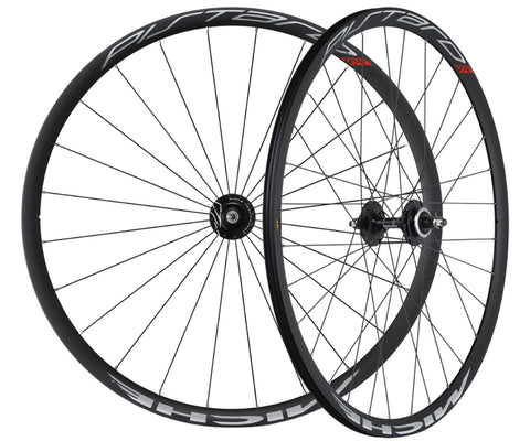 Miche Pistard WR wheelset - black