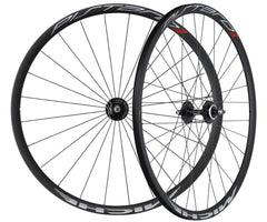 Miche Pistard wheelset - BLACK - Retrogression