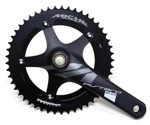 Miche Pistard 2.0 crankset w/ bottom bracket