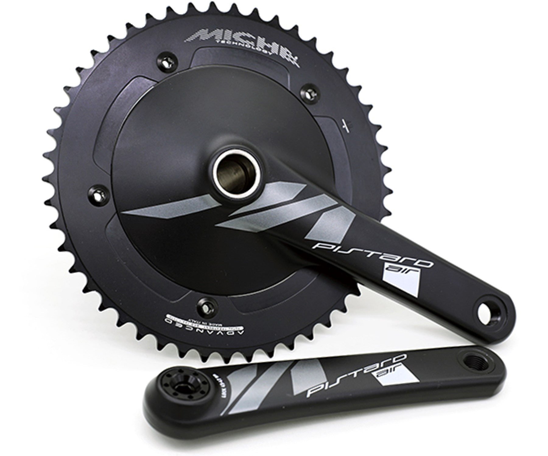 Miche Pistard Air crankset w/ bottom bracket - Retrogression