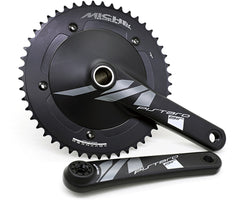 Miche Pistard Air crankset - Retrogression