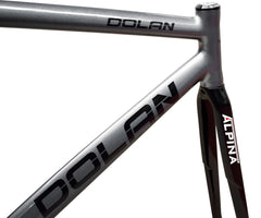 Dolan Pre Cursa frameset - gun metal grey - Retrogression