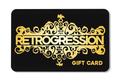 Retrogression Gift Card - Retrogression
