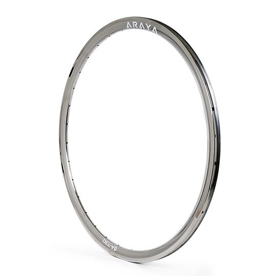 Araya SA-730 rim - polished silver - Retrogression