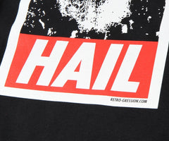 Hail Sheldon Brown t-shirt - Retrogression