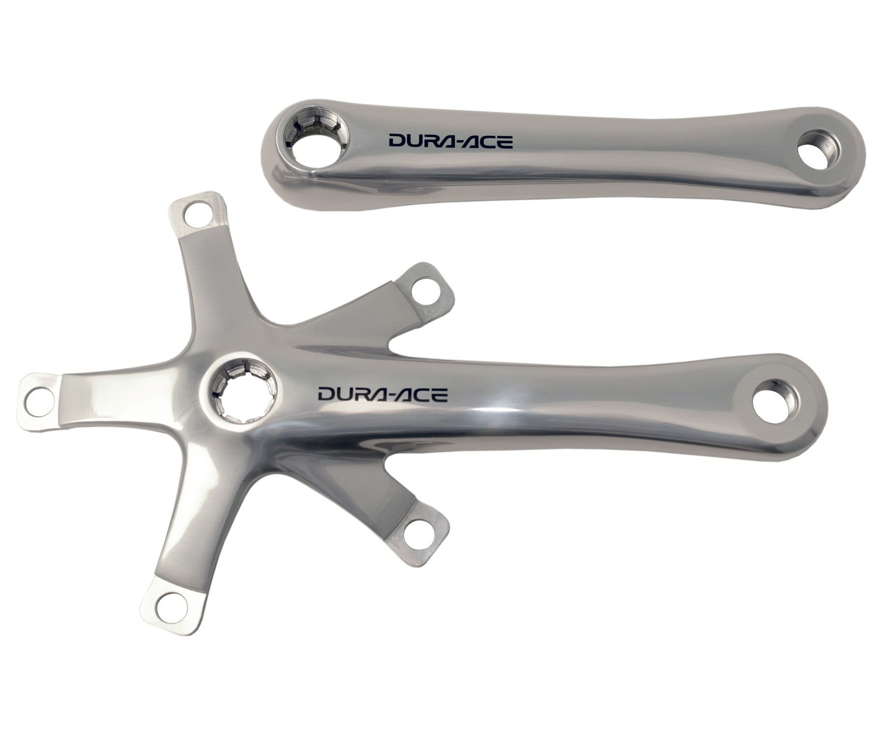 Shimano Dura Ace 7710 NJS track crank arms - Retrogression