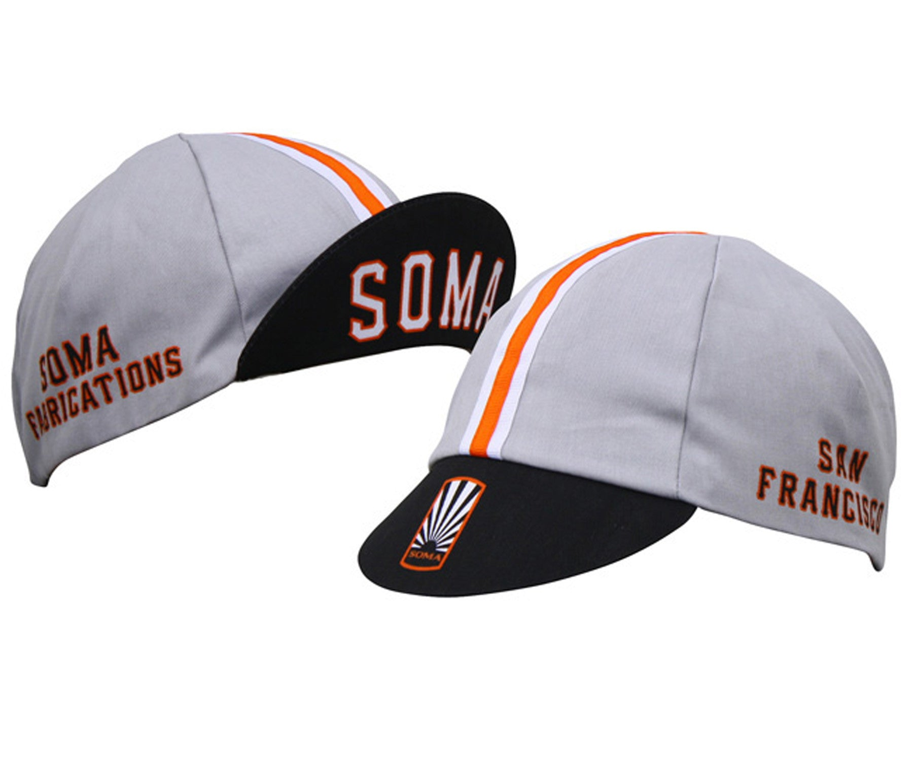 Soma SF cycling cap - Retrogression