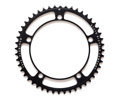 State Black Label Series chainring