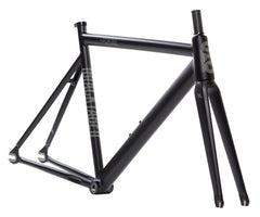 State Bicycle Co. 6061 Black Label V2 frameset - Matte Black - Retrogression