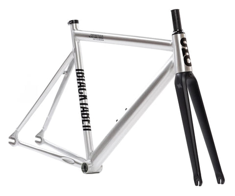 State Bicycle Co. 6061 Black Label V2 frameset - Raw