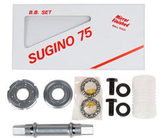 Sugino 75 NJS Super Lap bottom bracket - Retrogression
