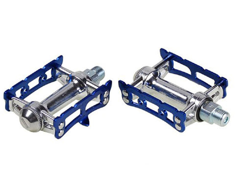 NOS MKS Sylvan Track pedals - anodized colors