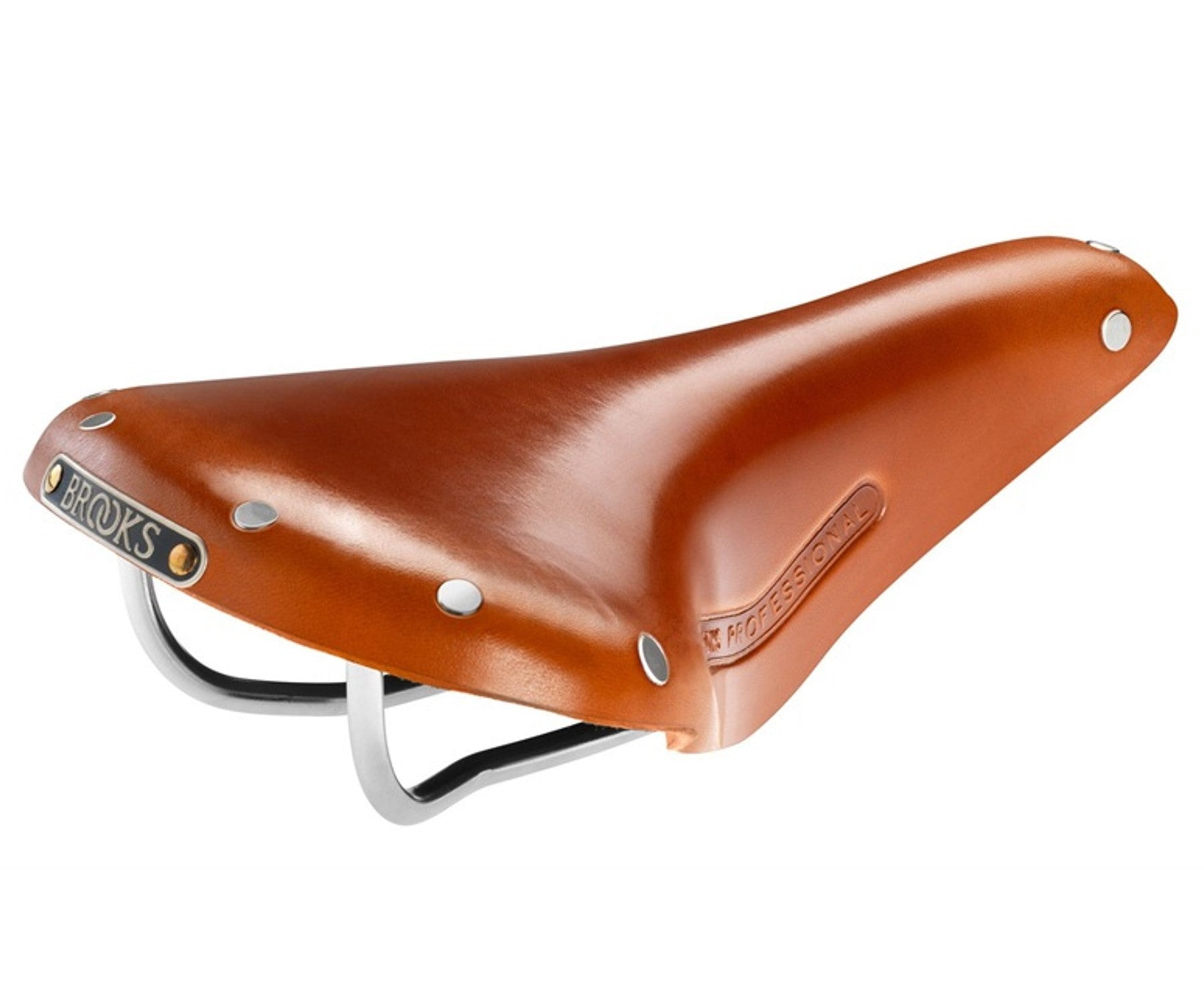 Brooks Team Pro Classic saddle - Retrogression