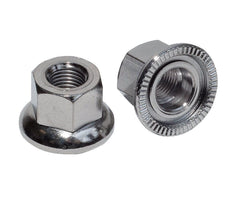 common track axle nuts - Retrogression