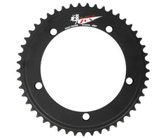 Sugino Zen chainring - black - Retrogression