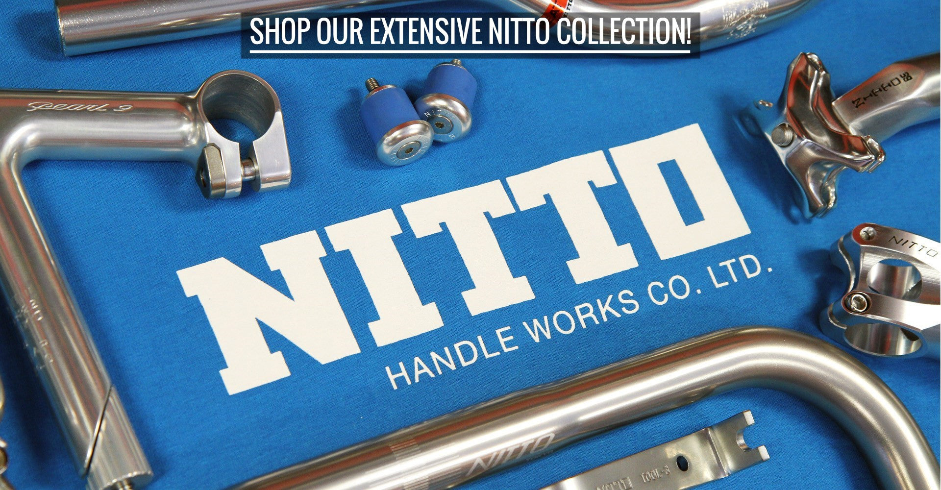 Shop all Nitto components now!