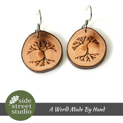 Arbutus Earrings